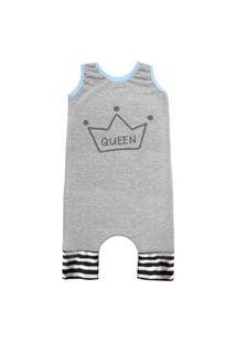 Pijama Regata Comfy Queen