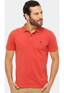 97ec9e595f Camisa Polo Timberland Ss Kennebec Rv Brush Masculina - Masculino