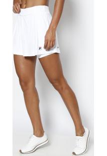 Short Saia Tennis - Brancofila