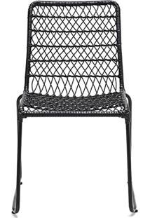 Cadeira Trama Ski Junco Sintético Design Exclusivo By Studio Artesian