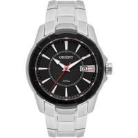 a7ea59bb8cf Relógio Masculino Orient Mbss1325-P1Sx Aço - Masculino-Prata