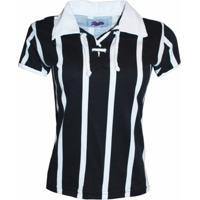07eb11b0bdb12 Camisa Liga Retrô Listrada 2 Corda - Feminino