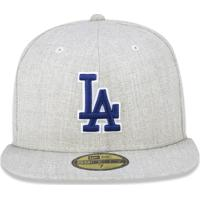 5ed95d62b Boné New Era 5950 Los Angeles Dodgers Aba Reta Areia