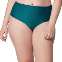 cb70ac546 Calcinha Praia Hot Pant Plus Verde   573.7111