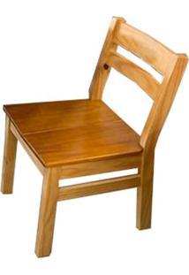 Cadeira Brisa Amendoa Com Base Pinus - 43571 - Sun House