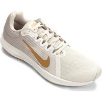 Tênis Nike Wmns Downshifter 8 Feminino - Feminino-Cinza+Dourado d083b75868ca6