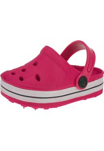 Babuche Infantil Angipé Sandalias Femininas Pink - Tricae