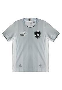 Camisa Topper Botafogo Iii 2016 Juvenil 4137523-324