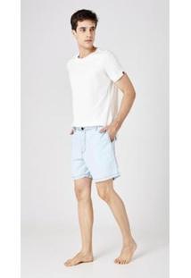 Bermuda Jeans Express Joaquim - Masculino-Azul
