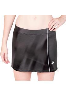 Saia Shorts Asics Tennis Court Gpx Preta-M - Feminino