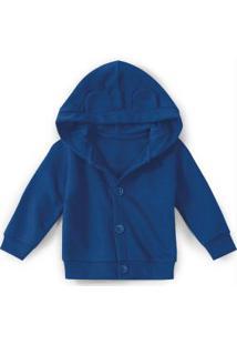 Casaco Azul Bebê Menino
