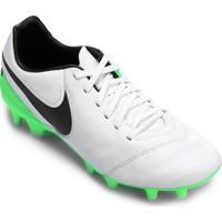 06ee82b4a9cae Chuteira Nike Campo Tiempo Mystic V Fg