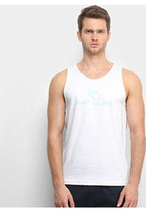 Regata Rip Curl Corp Hd Ii Masculina - Masculino-Branco