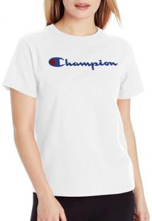 Camiseta Champion Classic Graphic Gt18B Y07418 Gt18By07418