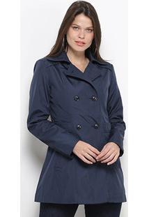 Casaco Facinelli Trench Coat Feminino - Feminino