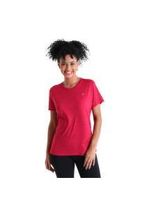 Camiseta Basic Energy Ii - Rosa - Líquido