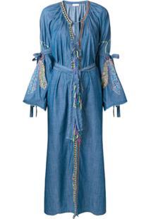 Anjuna Kimono Jeans 'Navajo' - Azul