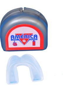 Protetor Bucal Simples Natural América