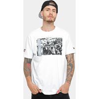 Camiseta New Era Nfl Oakland Raiders Jogadores Masculina - Masculino 560b4418d22