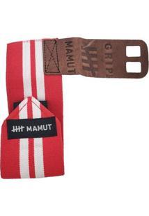 Munhequeira Grip Wraps Mamut Crossfit - Unissex