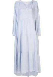 Lemlem Vestido Semira - Azul