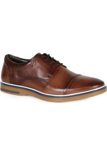 Sapato Social Masculino New Marrom