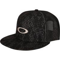 22956285040fb Boné Oakley Aba Reta Mod Mesh Sublimated Hat Masculino - Masculino