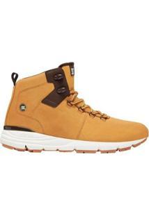Bota Dc Shoes Muirland Masculino - Masculino-Caramelo