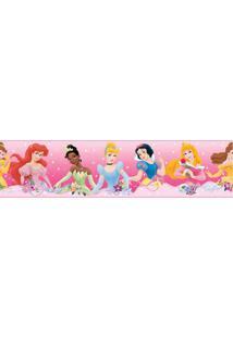 Adesivo De Parede Dream From The Heart Disney Princesas Sd Roommates Rosa