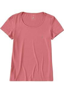 Camiseta Feminina Malwee 1000079140 00153-Rosa