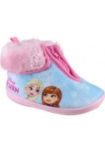 Pantufa Infantil Ricsen Frozen