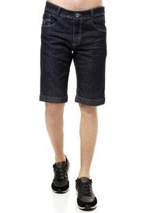 Bermuda Jeans Masculina Elétron
