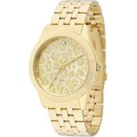 b7329cab1 Relógio Technos Trend Feminino Analógico - 2035Lzf/4X 2035Lzf/4X - Feminino- Dourado