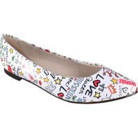 0df0a28945 Mundo das Botas. Sapato Feminino Moleca