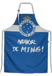 Avental Cruzeiro - Unissex