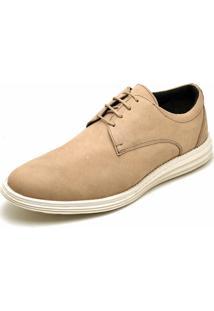 4319f1d54f Sapato Casual Bege Dia A Dia masculino
