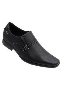 Sapato Social Pegada Trexin Masculino Pegada Preto