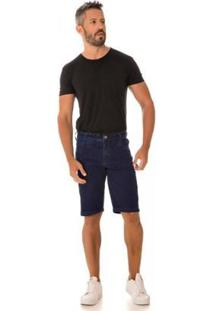 Bermuda Jeans Express Regente Masculina - Masculino