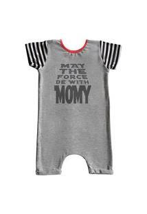 Pijama Curto Comfy Momy