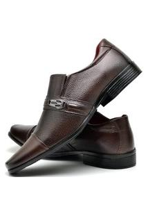 Sapato Social Masculino Asgard Db 710Lbm Marrom