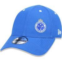Bone 940 Cruzeiro Futebol Aba Curva Snapback Azul New Era - Masculino 705b26e947b