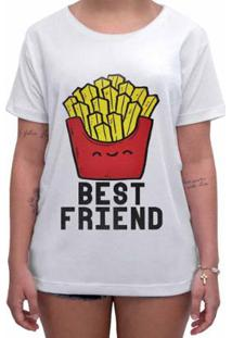Camiseta Impermanence Estampada Best Friend Feminina - Feminino