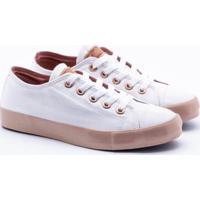 03e41a45c Gaston. Tênis Capricho Shoes Like Border Gliter Branco 34