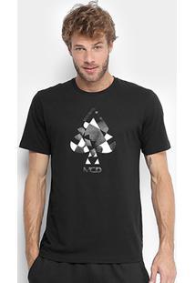 bce2b3a7cafc0 Camiseta Mcd Regular Mosaic Masculina - Masculino