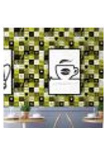 Papel De Parede Autocolante Rolo 0,58 X 5M - Azulejo Xicara 70053583