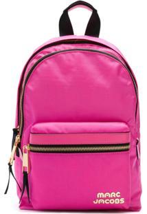 a67df65c08 Marc Jacobs Mochila  Trek Pack  - Pink ...