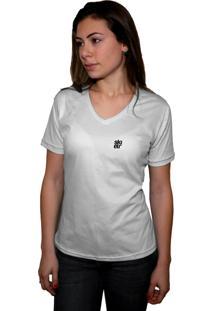 Camiseta Baby Look Skate Eterno Elite Cinza