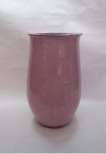 Vaso Cerâmica Rosa Gr