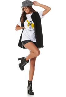 Camiseta Freddie Serinah Brand Branca