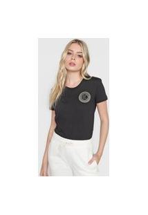Camiseta Calvin Klein Underwear Logo Preta